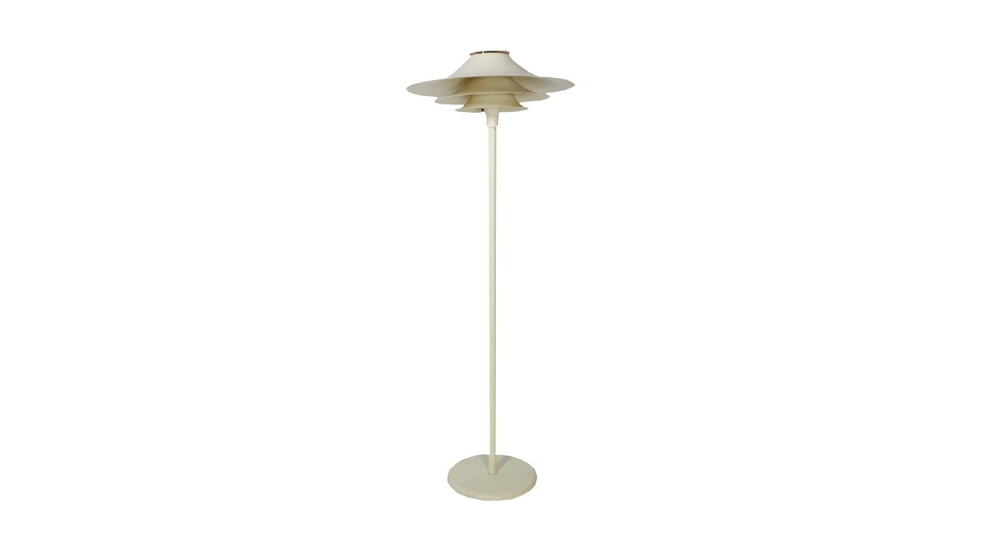 Lámpara blanca Lyfa