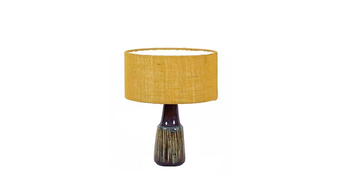 Lámpara cerámica danesa
