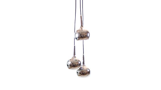Lámpara 3 focos