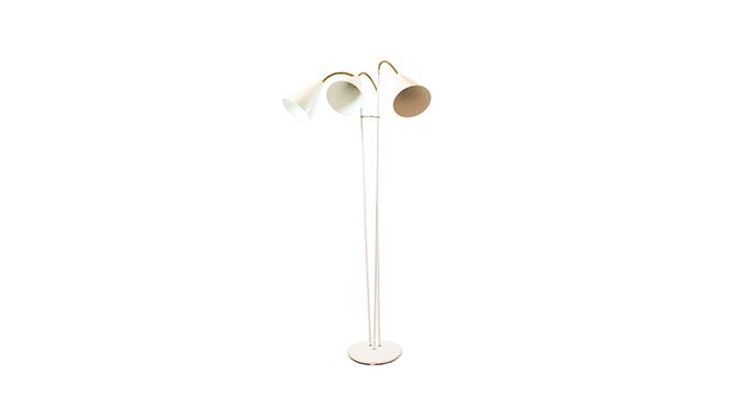 Lámpara sueca años 50