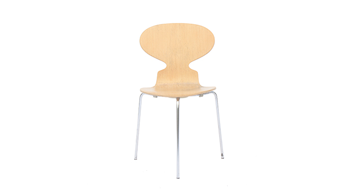 Set de sillas Ant. Arne Jacobsen