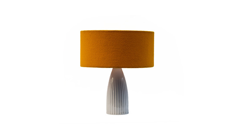 Lámpara sobremesa en cerámica