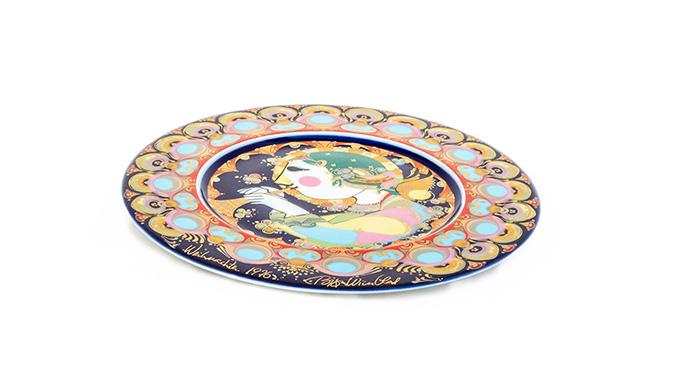 Plato cerámica Rosenthal