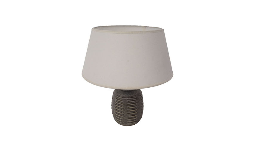 Lámpara de sobremesa en cerámica