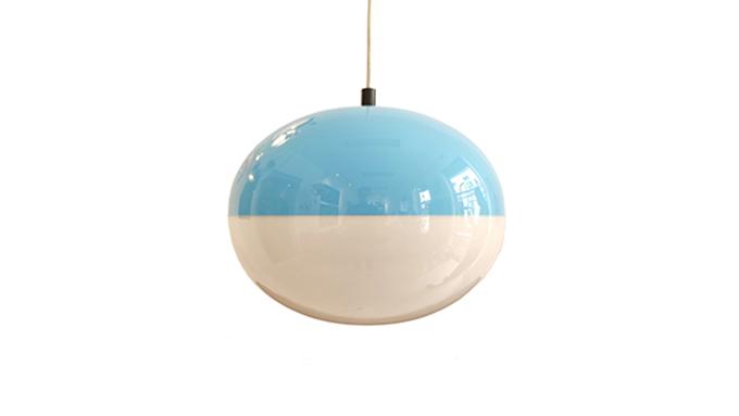 Lámpara colgante en policarbonato