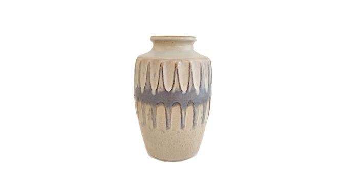 Vaso cerámica danesa
