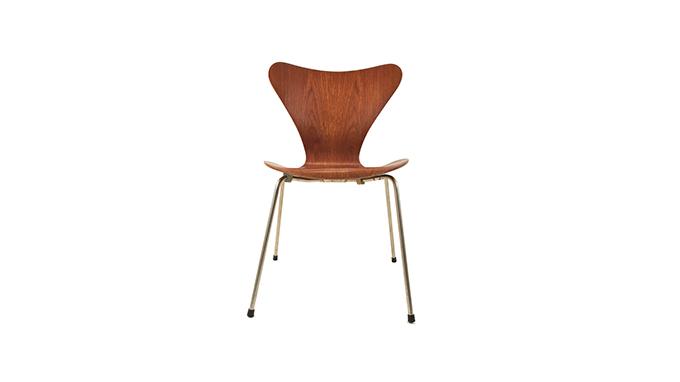 Silla serie 7 Arne Jacobsen